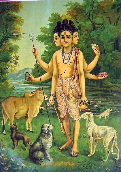 420px-Ravi_Varma-Dattatreya